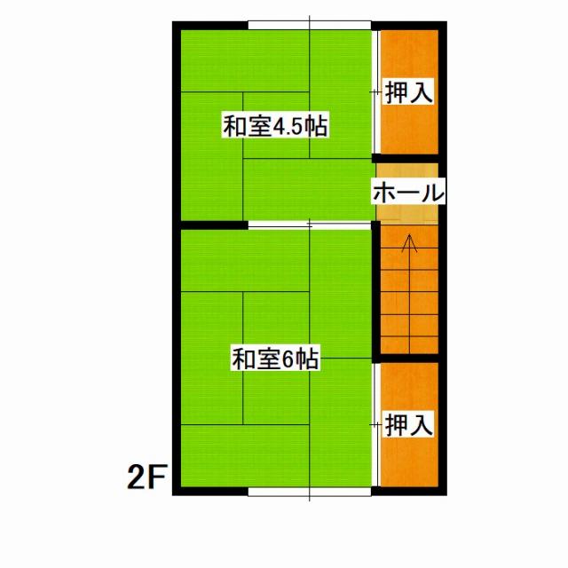 間取図(2F)